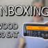 Unboxing Kenwood 480 SAT